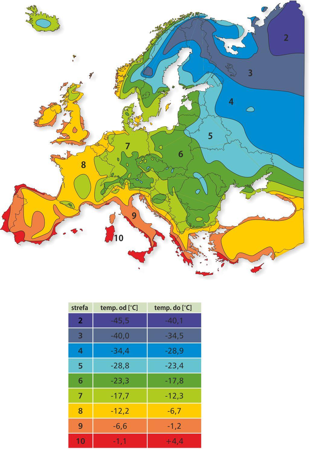 Europa Zachodnia Vitroflora